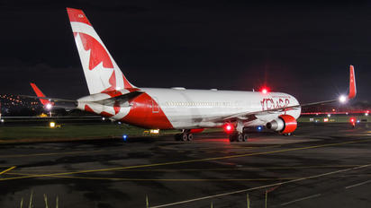 C-FMXC - Air Canada Rouge Boeing 767-300ER