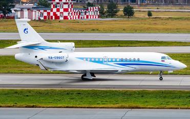 RA-09607 - Gazpromavia Dassault Falcon 7X