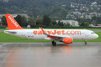 G-EZWS - easyJet Airbus A320