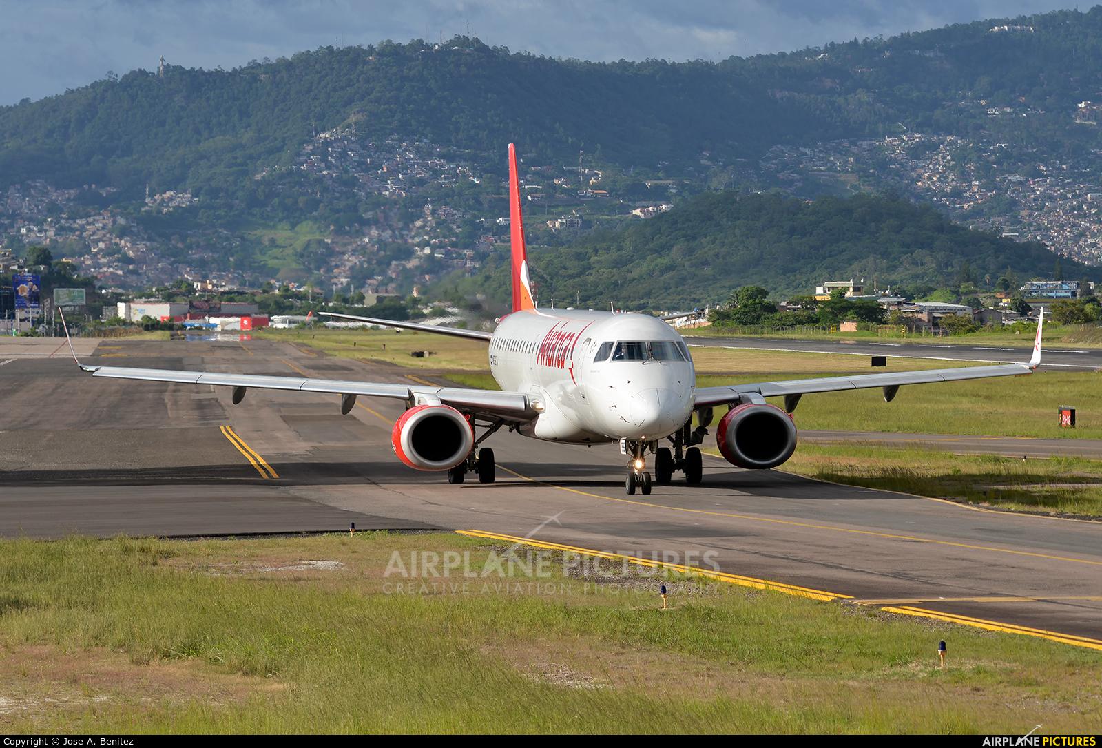 Avianca N936TA aircraft at Tegucigalpa - Toncontin