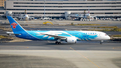 B-1293 - China Southern Airlines Boeing 787-9 Dreamliner