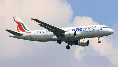 4R-ABO - SriLankan Airlines Airbus A320