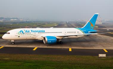 5H-TCJ - Air Tanzania Boeing 787-8 Dreamliner