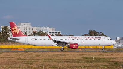 B-1857 - Juneyao Airlines Airbus A321