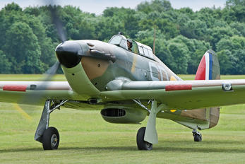 G-HRLI - Aircraft Restoration Co, Hawker Hurricane Mk.I (all models)