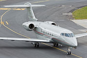 9H-VCO - Vistajet Bombardier BD-100 Challenger 350 series aircraft