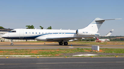 9H-TNF - Private Bombardier BD-700 Global 6000