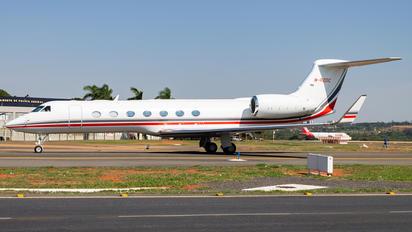 M-RZDC - Private Gulfstream Aerospace G-V, G-V-SP, G500, G550