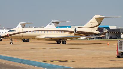 M-YOIL - Private Bombardier BD-700 Global 6000