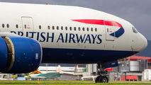 G-YMMC - British Airways Boeing 777-200 aircraft