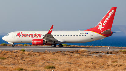 9H-TJC - Corendon Airlines Boeing 737-86X(WL)