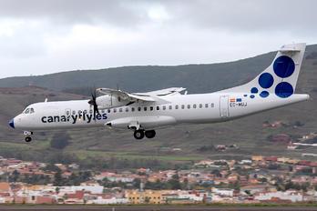 EC-MUJ - CanaryFly ATR 72 (all models)