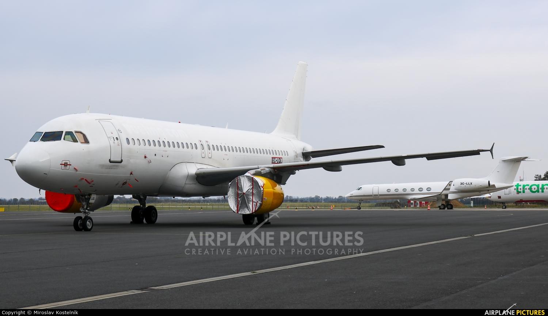 Vueling Airlines EC-LQL aircraft at Ostrava Mošnov