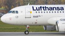 D-AILD - Lufthansa Airbus A319 aircraft
