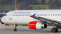 OY-KBF - SAS - Scandinavian Airlines Airbus A321 aircraft