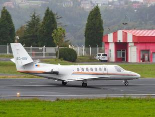 EC-GOV - Private Cessna 560 Citation V