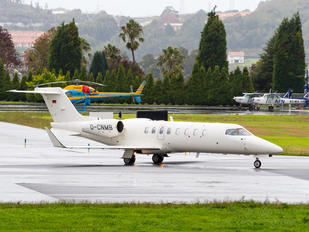 D-CNMB - Private Learjet 45