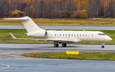 9H-FLN - Private Bombardier BD-700 Global 5000