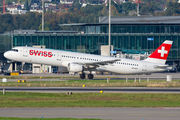 HB-IOH - Swiss Airbus A321 aircraft