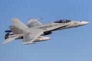 165199 - USA - Marine Corps McDonnell Douglas F-18C Hornet aircraft