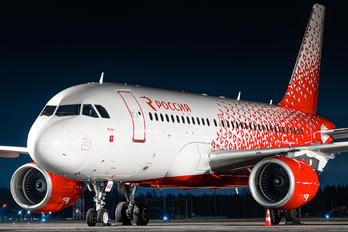 VQ-BAQ - Rossiya Airbus A319