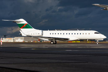 LX-PAK - Private Bombardier BD-700 Global 6000