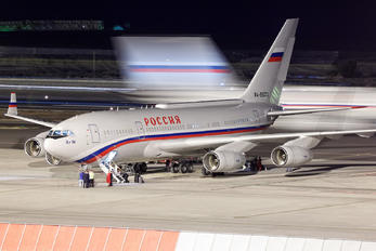RA-96022 - Rossiya Special Flight Detachment Ilyushin Il-96