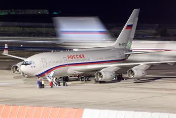 RA-96022 - Rossiya Special Flight Detachment Ilyushin Il-96