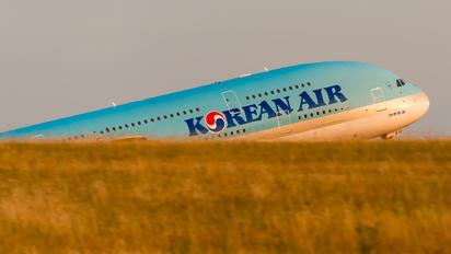HL7612 - Korean Air Airbus A380