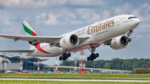 A6-EWA - Emirates Airlines Boeing 777-200LR aircraft