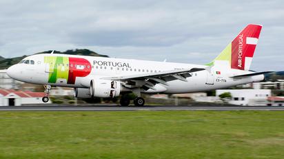 CS-TTA - TAP Portugal Airbus A319