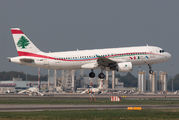 T7-MRB - MEA - Middle East Airlines Airbus A320 aircraft