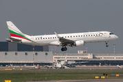 LZ-PLO - Bulgaria Air Embraer ERJ-190 (190-100) aircraft