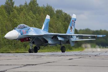 84 - Russia - Navy Sukhoi Su-33