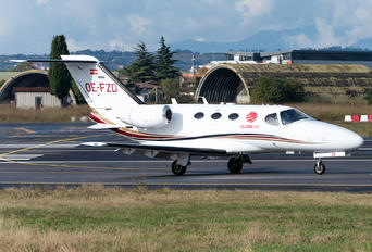 OE-FZD - Private Cessna 510 Citation Mustang
