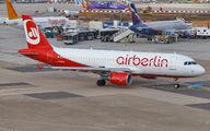 D-ABHA - Eurowings Airbus A320 aircraft