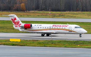 VP-BNK - Rusline Bombardier CRJ-200ER