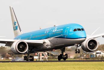 PH-BHH - KLM Boeing 787-9 Dreamliner