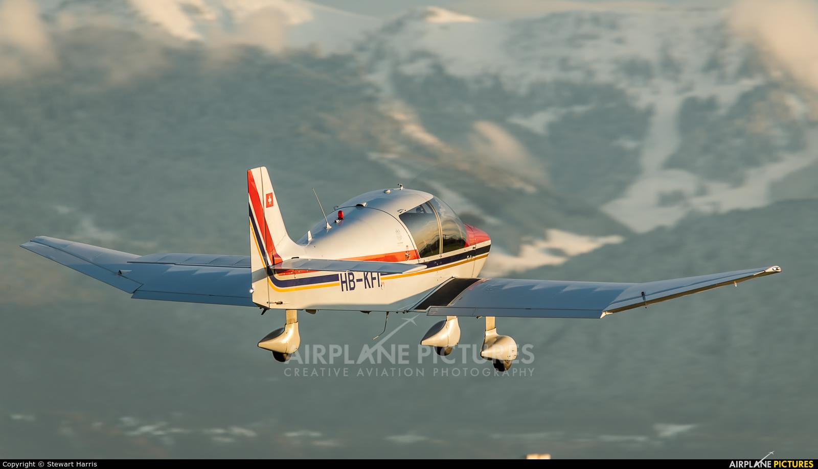 Groupement de Vol à Moteur - Lausanne HB-KFI aircraft at Lausanne - La Blécherette