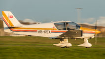 HB-KEX - Private Robin DR 400-140 aircraft
