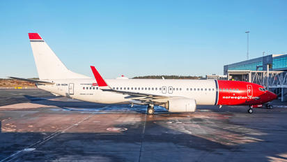 LN-NGN - Norwegian Air Shuttle Boeing 737-800