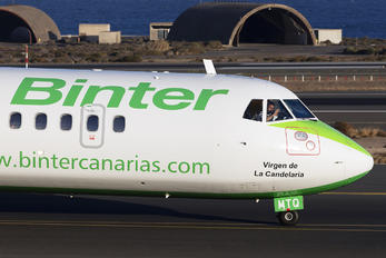 EC-MTQ - Binter Canarias ATR 72 (all models)