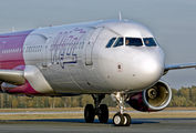 HA-LXS - Wizz Air Airbus A321 aircraft