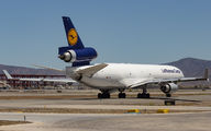 Lufthansa Cargo MD11 visited Santiago de Chile title=