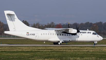 LZ-FAB - Fleet Air International ATR 42 (all models)