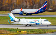 VQ-BSB - Yamal Airlines Canadair CL-600 CRJ-200 aircraft