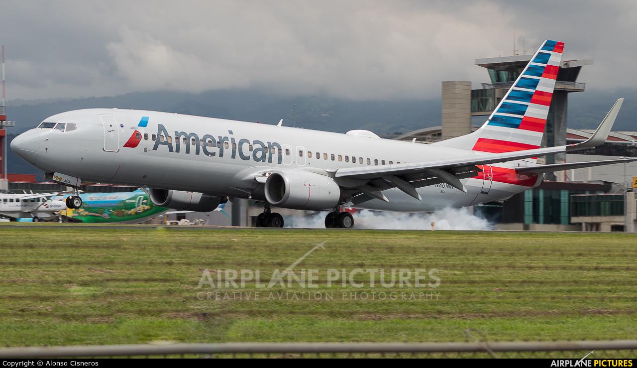 American Airlines N861NN aircraft at San Jose - Juan Santamaría Intl