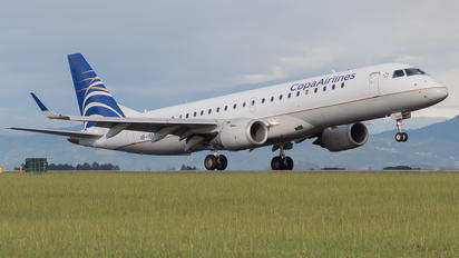 HP-1568CMP - Copa Airlines Embraer ERJ-190 (190-100)