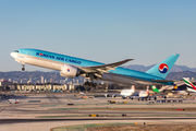 HL8077 - Korean Air Cargo Boeing 777F aircraft