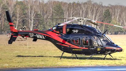 SP-MMA - Private Bell 429 Global Ranger